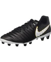quality design 6046a 240d7 Nike Tiempo Ligera IV AG-Pro, Chaussures de Football Homme, Noir White-