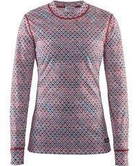 CRAFT Mix and Match 1110 - funkcionális női póló fehér-piros 141fce4280