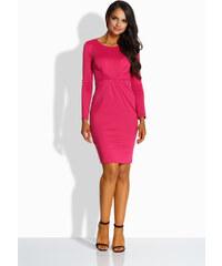 034e5278426 Dámské šaty Lemoniade L219 růžové