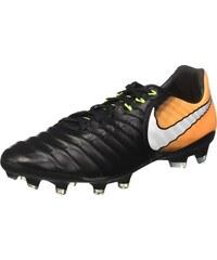 new concept 8df61 d439f Nike Tiempo Legacy III FG, Chaussures de Football Homme, Noir (Black White