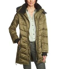Fresh Made Damen Mantel Steppmantel, Rippbündchen, Gr. 36 (Herstellergröße   S) 3c83974770