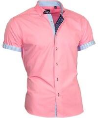 BINDER DE LUXE košile pánská 83303 krátký rukáv ba9dfb2519