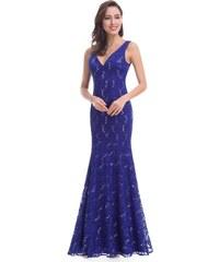 ff97774ec6f Ever Pretty tmavě modré maturitní šaty - Glami.cz