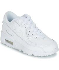 Nike Nízke tenisky AIR MAX 90 LEATHER PRE-SCHOOL Nike e7b91687a9c