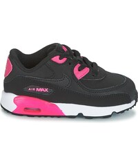 Nike Chaussures enfant AIR MAX 90 LEATHER TODDLER
