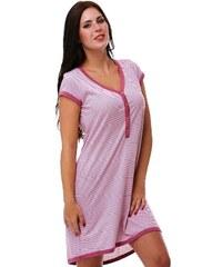 Hamana Luxusní noční košile Virginia bordó - Glami.cz 9ff6dc762d