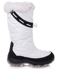 GISICODE Bílé dámské sněhule 67145WH 8dc1f1b85a