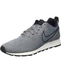 Nike MD Runner 2 Eng Mesh, Chaussures de Gymnastique Homme, Noir (Blackwhitegunsmoke 004), 48.5 EU