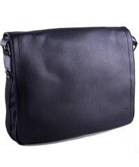 c7788e41a5 Černá větší pánská taška přes rameno Daniell