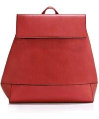 41c5ff1935 Anna Grace Sytě červený elegantní batoh Minsie