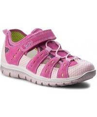 49982cb9c54e Fuchsiové Dievčenské topánky - Glami.sk