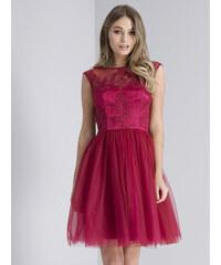 Chi Chi London maturitní šaty s krajkou - Glami.cz b24a2d501d