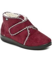 8949af2042e Rogallo 4372-013 bordó dámské zimní papuče