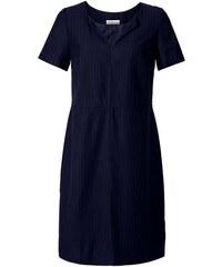 cf8501ddf41e Elegantné šaty s prúžkom Sheego