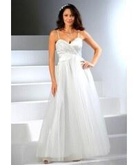 2ebe65eea526 Rozprávkové svadobné šaty Laura Scott Wedding