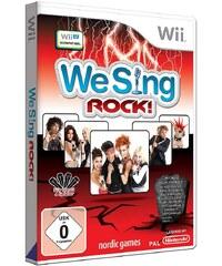 Nordic Games Wii - Spiel »We Sing Rock!«