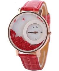 Shim Watch Mx Dámské hodinky s krystaly červené 65dfff1f28