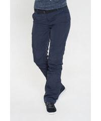 Sam 73 Dámské šusťákové kalhoty Sam 73 modrá tmavá 7669d7efc2