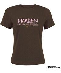 Mario Barth Damen T-Shirt Frauenliebe