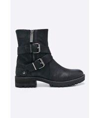 Pepe Jeans - Magasszárú cipő Hellen Zip ea5c67a1c9