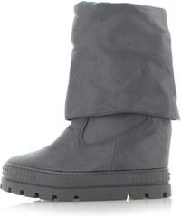 Dámské boty na platformě  cf22157688