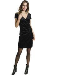 241acdbd123 Smash AVELINA krátké šaty černé Glam Shine