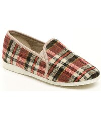 Pegres 1032 dámské zimní papuče šíře H 214bf3540a