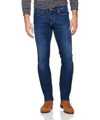 d3c4af8069d7 Tommy Jeans Homme SLIM SCANTON SRS Jeans Slim Bleu (360 Rinse Stretch) W34