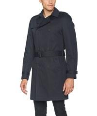 de16c8524422 Tommy Hilfiger Tailored Herren Mantel Smith OTWSLD17201, Blau (429), Large  (Herstellergröße