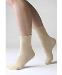 GINA Bambusové ponožky GINA 82000P Bamboo klasické tělové 1ff9427b3e