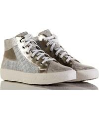 ea2e3580728b1 Tamaris, šedé, kotníkové dámské boty | 150 kousků na jednom místě ...