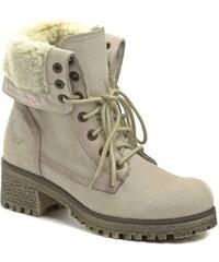 58901d3c5ca Weinbrenner W2287z02 béžové dámské zimní boty