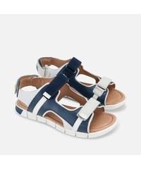 2f5048a28535 MAYORAL chlapčenské sandále 43825+45825+47825-073 navy
