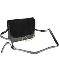 Čierna kožená kabelka Vagabond Firenze - Glami.sk b77e7c7c2af