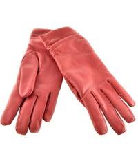 54b7b23ac06 Napa Dobříš Kožené rukavice - červené