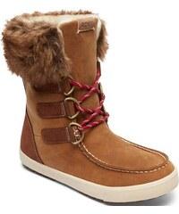 Topánky Roxy Rainier brown 38a20d560ce