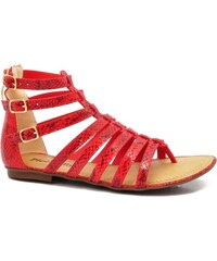 3184c5c61f Červené Dámske sandále z obchodu Shoecocktail.sk - Glami.sk