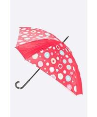 Tom Rószaszín átlátszó esernyő Dots - Glami.hu 05bf0be85c