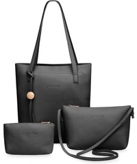 World-Style.cz Komplet 2v1 kabelky shopperbag cf8c9f63c66