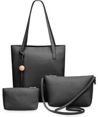 04ccae673f World-Style.cz Komplet 2v1 kabelky shopperbag