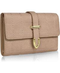 380b3b2ca4 L S Fashion LSP1075 peňaženka nude
