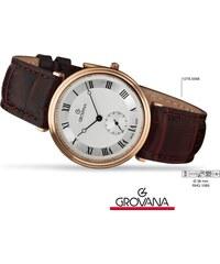 Luxusní retro švýcarské značkové hodinky Grovana TRADITIONAL 1276.5568  POŠTOVNÉ ZDARMA! 927c1d8d4f