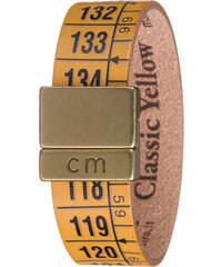 Férfi Il Centimetro Classic Yellow Karkötő Sárga 7bfa401c49