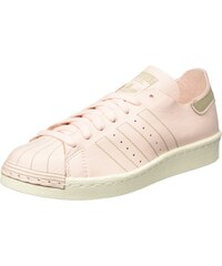adidas Superstar 80s Decon, Sneakers Basses Femme, Rose (Ice Pink/Ice Pink/Off White), 38 2/3 EU