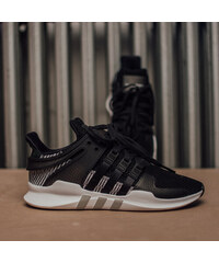cd805c4d5 Adidas Originals Pánske Čierne Sieťované Tenisky Adidas Eqt Support Adv