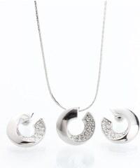 954b6781b Set náhrdelníku a náušnic se Swarovski Elements Laura Bruni Atola