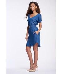 41214c7c877d Modré Dámske oblečenie z obchodu Obchod-Oblecenie.sk