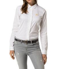 Bílé dámské košile se slevou 20 % a více - Glami.cz bfb216b0e8
