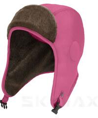 Dětská zimní čepice Poivre Blanc W15 1080 JRGL A Flash Pink b6152d816f0