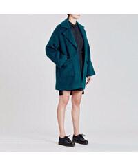 4077fa3c751 NATIVE YOUTH Modrý kabát Nisha XS